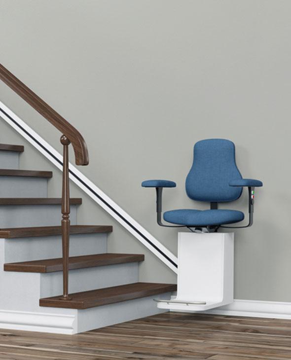 Adaptation des couloirs et escaliers