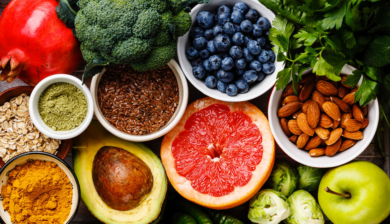 les antioxydants naturels